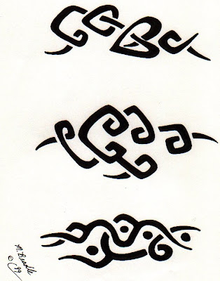 tribal tattoo designs. free tribal tattoo designs