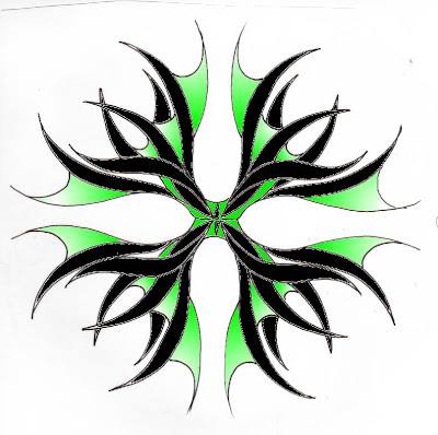 Tribal/Tribe Heart Flash Tribal/Tribe Tattoos, Free Tattoo Designs, Tattoo