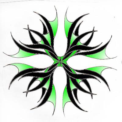 Free tribal tattoo designs 156 · Free