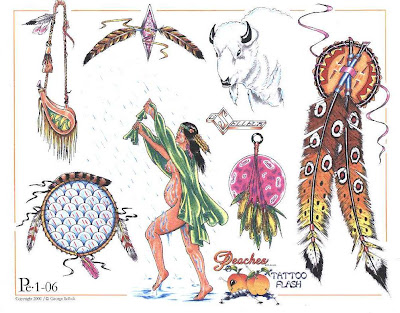 SAILOR JERRY FLASH ART Free tattoo flash designs 4