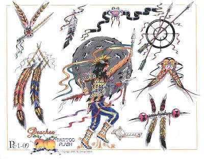 Free Tattoo Designs Free tattoo flash designs Tribal Designs Free picture of