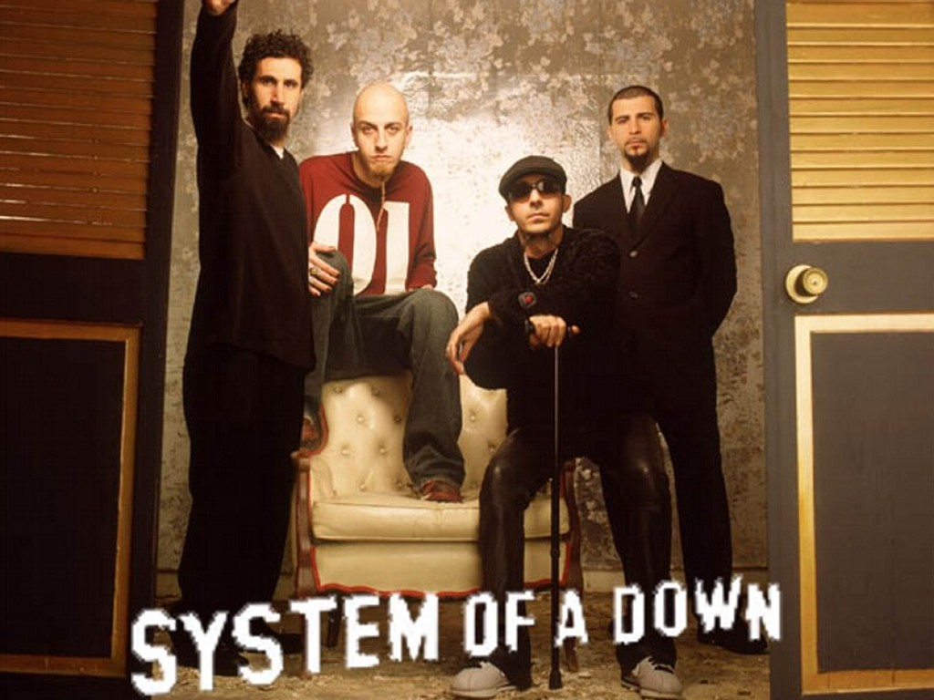 System Of A Down - Images