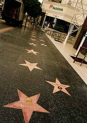 Calçada da Fama Hollywood_walk_of_fame