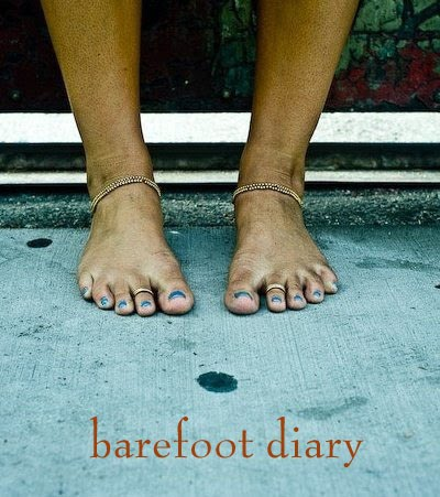 barefoot diary