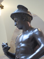 Hermes statue | Walters Art Museum in Baltimore | MoneywiseMoms