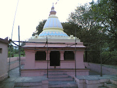 Maa Shakambari temple, Satara. Maharashtra