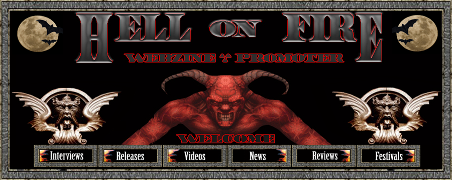 Hell on Fire - Webzine & Promoter