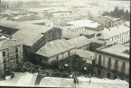 Convento de San Francisco y cuartel de caballeria Alfonso XIII