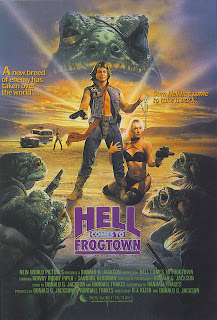 Hell comes to Frogtown.