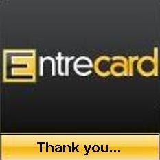 Cashout Kredit Entrecard Sukses