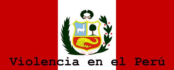 La Violencia en el Perú