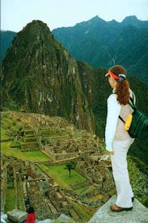 Momento mágico el encuentro con la historia, la sabiduría,el poderío de nuestros ancestros