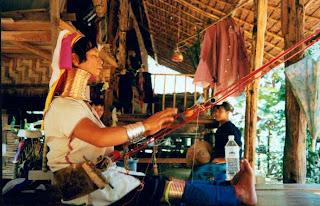 Tribu Karen, Mae Hong Son