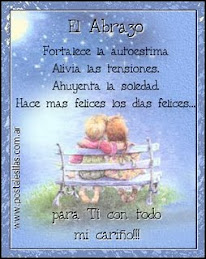 ABRAZO PARA TODAS!!!!!