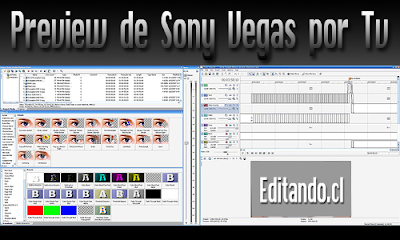 Preview Sony Vegas en Tv
