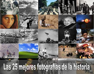 25 top fotografías