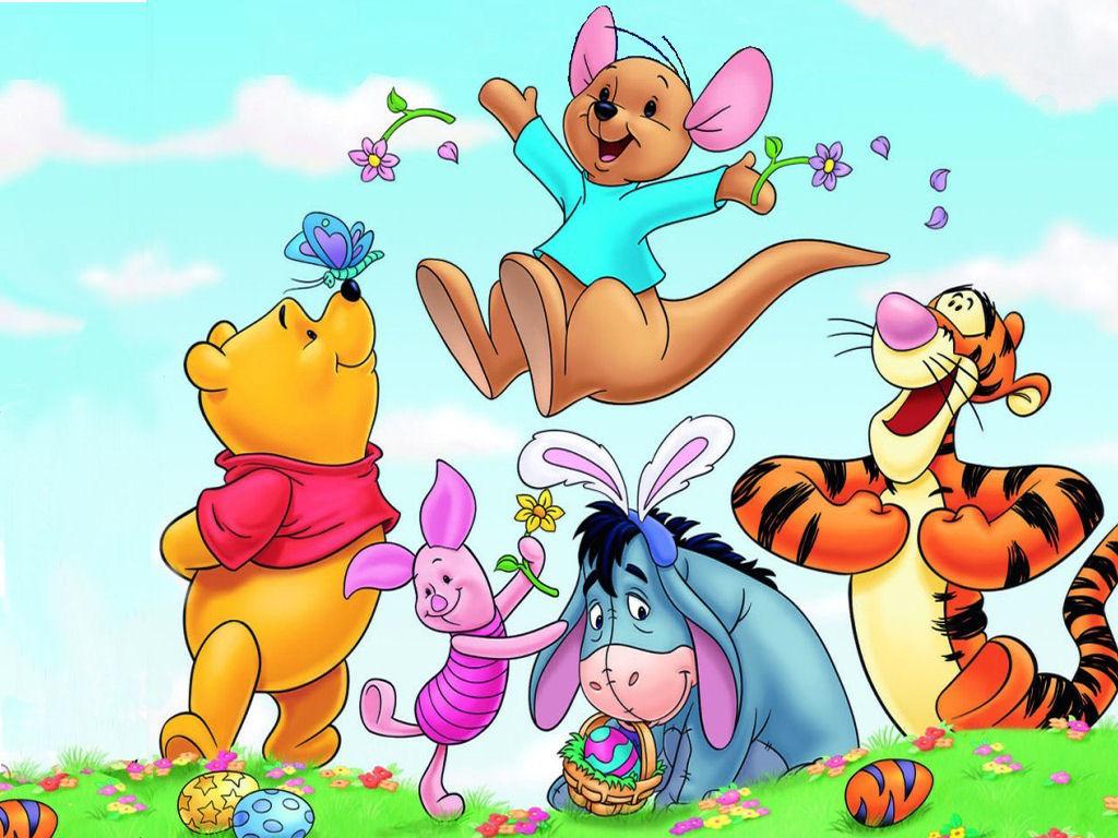 ... gratis fondo de pantalla de winnie the pooh infantil para niños