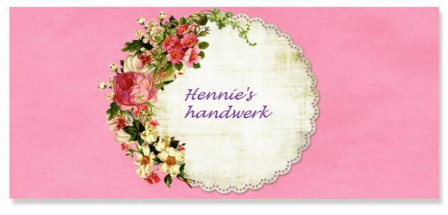 Hennie's handwerk