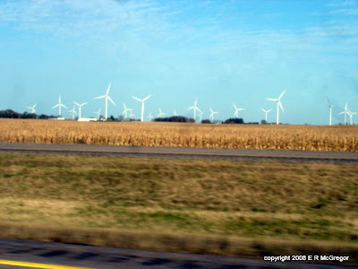 windmills for alternative energy source