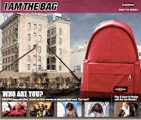 Publicité vidéo Eastpak I Am The Bag