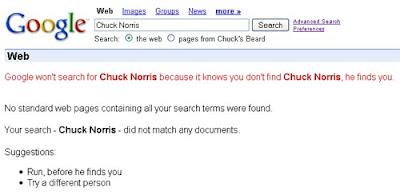 Find Chuck Norris