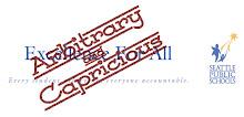 Arbitrary and Capricious