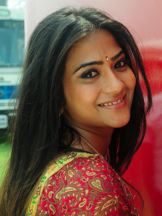 aditi sharma in half saree photo gallery