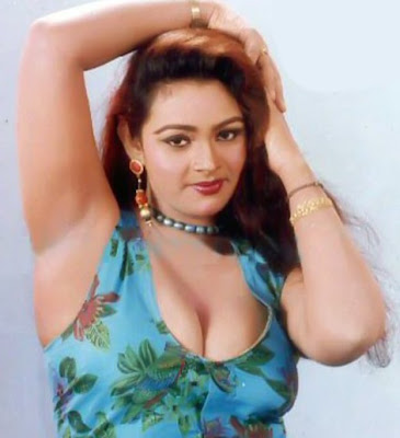 Shakeela, who made it big at the Malayalam film industry with her sex appeal ...
