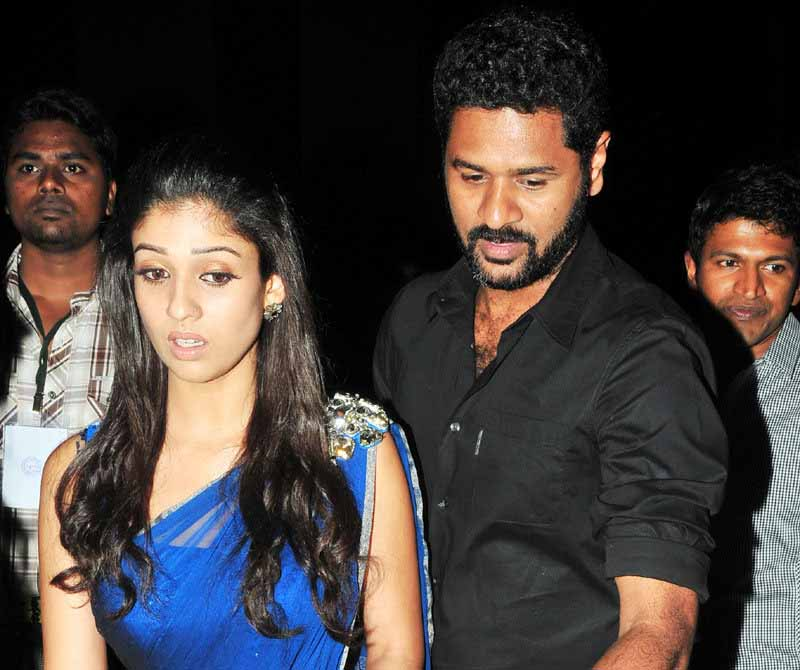 Pin Nayanthara Prabhu Deva May Split Tamil Movie News And ...