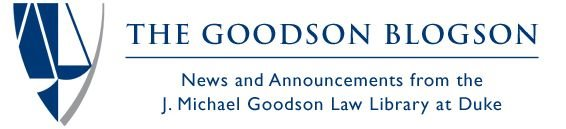 The Goodson Blogson