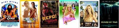 Paris Hilton movie