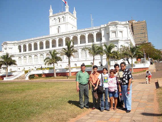EN ASUNCION,PARAGUAY