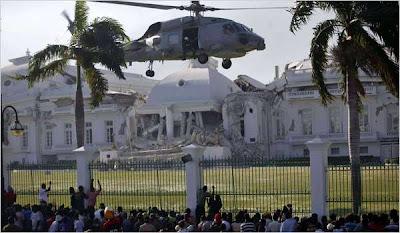 Invasion de EEUU en Haiti