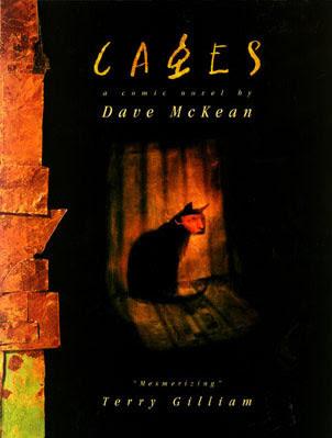 Dave McKean - Cages #1-10
