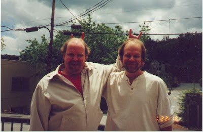 benning and Li'l Bro, Boone, 1999