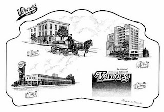 Vernors history