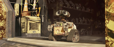 Wall-E: another summer and another new classic from Pixar. Ho-hum.