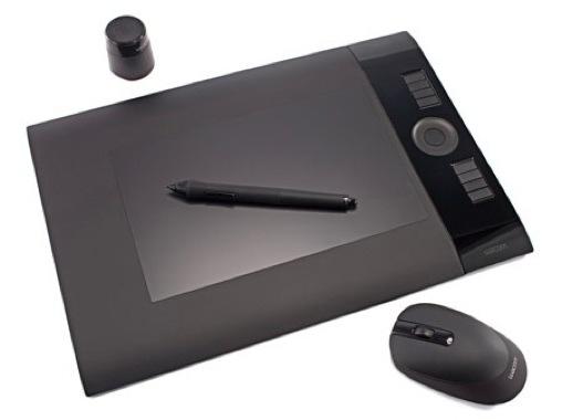 Bảng vẽ điện tử Wacom Intuos4 Small Pen Tablet