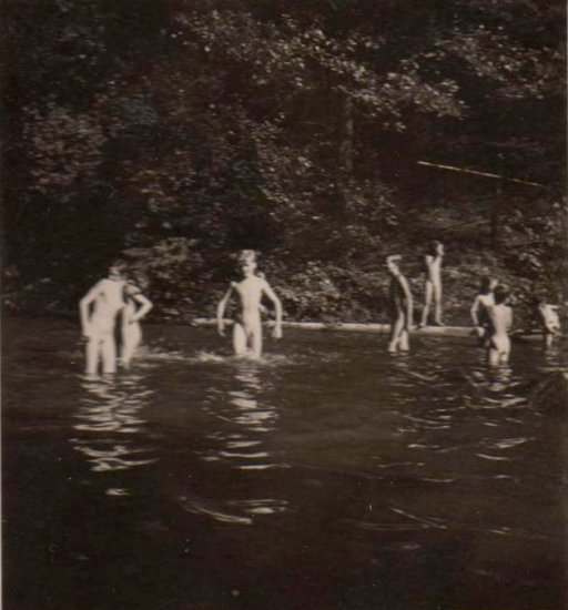 Camp indiana nudist
