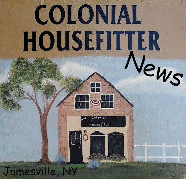 The Colonial Housefitter News