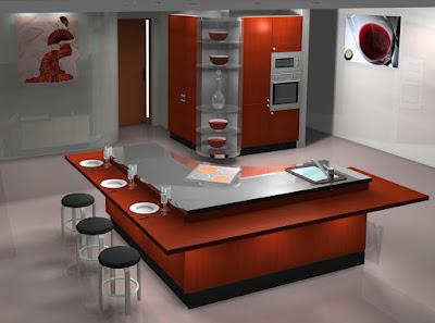 Mobiliario cocina PORCELANOSA