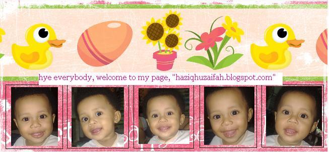 Little Hero Haziq