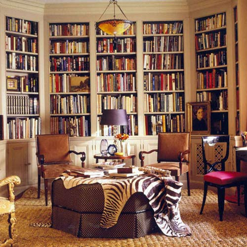 Pictures Of Home Libraries Alluring With Beautiful Home Library Photo