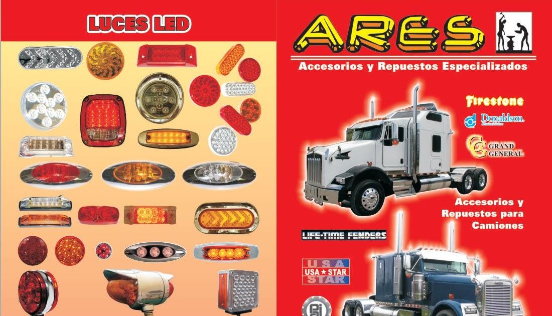Accesorios y repuestos para camiones en honduras for Repuestos y accesorios para toldos