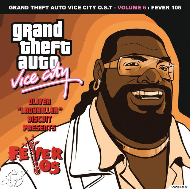 [Soundtrack] GTA Vice City (plus radio stations) Radio6b