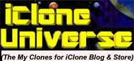 iClone Universe FREE Daily 3D Content for iClone Machinima Animation Reallusion Users