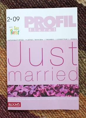 Euroflorist, tidningen Profil Floral