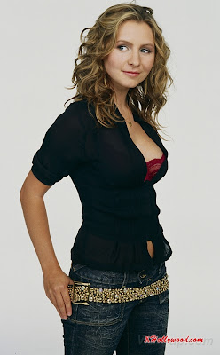 Beverley Mitchell has Great Abs and a Lot More!