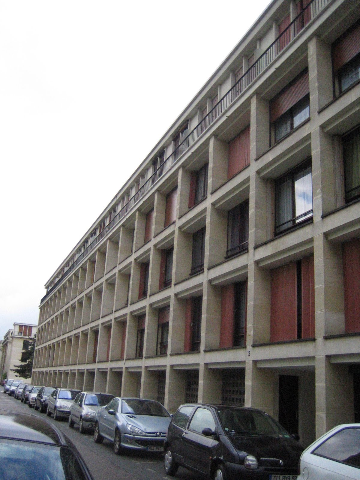 Architectural hints le havre auguste perret 1945 for 3d architecture le havre
