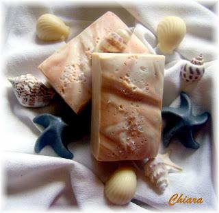 Tengeri algás-csilis kecsketej szappan